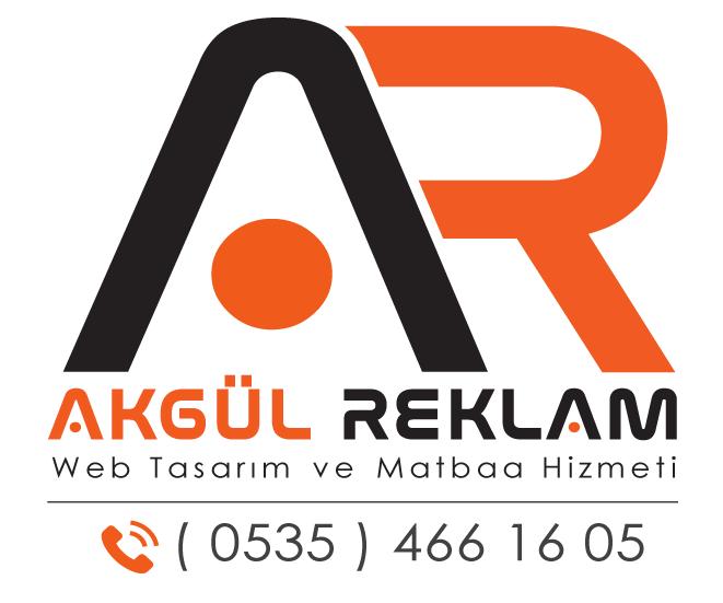 AKGÜL REKLAM -WEB SİTE TASARIMI - KATALOG TASARIMLARI
